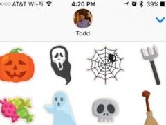 Halloween Message Stickers 1.0.0 Screenshot