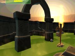Halloween Mini Golf Games 3D 1.2 Screenshot