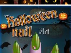 Halloween Nail Art 1.0 Screenshot