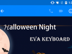 Halloween Night Keyboard -Gif 1.1 Screenshot