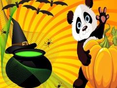 Halloween Panda 4.0.2 Screenshot
