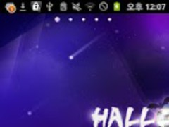 Halloween Party GO Theme 1.0 Screenshot