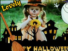 Halloween Photo Frames 4 Kids 1.0.0 Screenshot