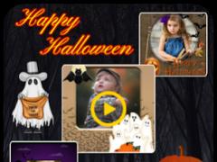 Halloween Photo Movie Maker 2.0 Screenshot