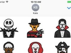 Halloween Poker Meme Faces Stickers 1.0 Screenshot