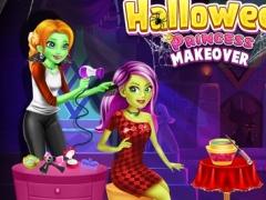 Halloween Princess Makeover 1.0 Screenshot