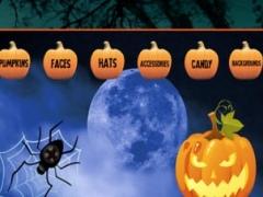 Halloween Pumpkin Maker - Virtual Kids Pumpkin Creator 1.0 Screenshot