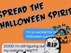 Halloween Sketches Sticker Pack 1.0 Screenshot