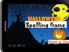 Halloween Spelling Games 1.0.1 Screenshot