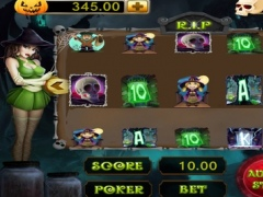 Halloween Spin - Lucky Lady Vip Vegas Style 777 Casino Game Pro ! 1.0 Screenshot