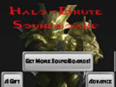 Halo Brute Sound Board 1.0 Screenshot