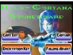 Halo Cortana Sound Board 1.0 Screenshot