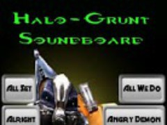 Halo Grunt Sound Board 1.0 Screenshot