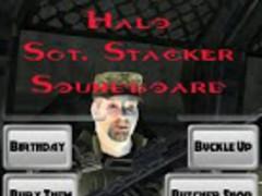 Halo Sgt Stacker Sound Board 1.0 Screenshot