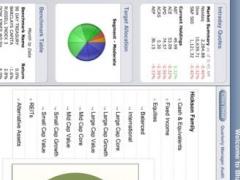 Halpern Financial Performance Reporting 1.3.2 Screenshot
