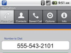 Hamilton CapTel 1.7.4 Screenshot