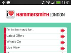 Hammersmith 8.30 Screenshot