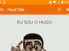 Hand Talk Translator 2.2 Screenshot