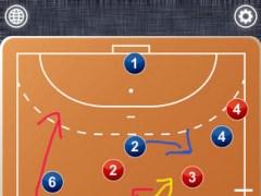 Handball board 11.1 Screenshot