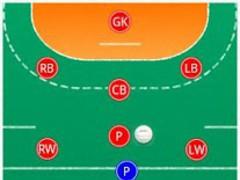 Handball coach's clipboard 3.22 Screenshot
