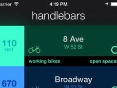 Handlebars for Citi Bike NYC 1.1 Screenshot