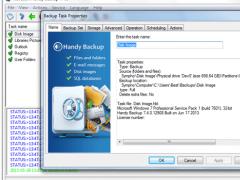 Handy Backup 64-bit 7.4.0 Screenshot