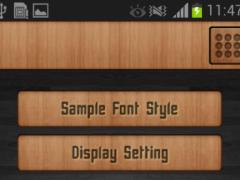 Handy Font Style 9.0 Screenshot