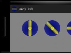 Handy Level 1.1 Screenshot