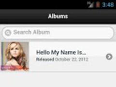 Handy Lyrics - Bridgit Mendler 1.1 Screenshot