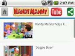 Handy Manny Tube 1.0 Screenshot