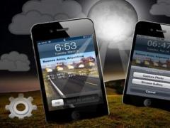 Handy Weather Wallpapers 1.0 Screenshot