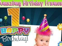 Happy Birthday Frames Pro 1.2 Screenshot