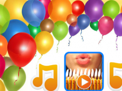 Happy Birthday Music & Sounds 3.2 Screenshot