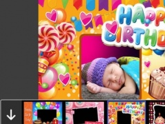 Happy Birthday Photo Frames - Elegant Photo frame for your lovely moments 1.0 Screenshot