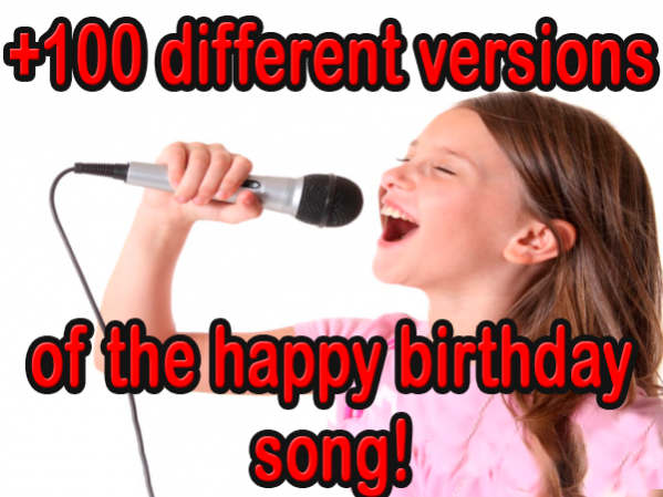 Happy Birthday Songs 1 0 0 Free Download