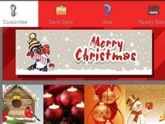 Happy Christmas Greeting Card 1.0 Screenshot