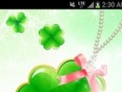 happy clover Theme 1.0 Screenshot