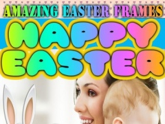 Happy Easter Frames and Stickers 2.1 Screenshot