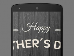 Happy Fathers Day eCards 1.0 Screenshot