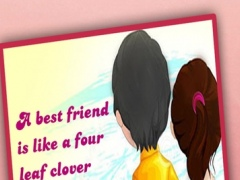 Happy Friendship Day - Free Greetings And Cards 1.0 Screenshot