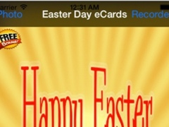 Happy Good Friday and Easter Day e-Cards 1.0 Screenshot