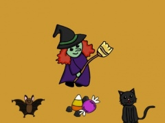 Happy Halloween Box - Kids Halloween Card Puzzle 8.0 Screenshot