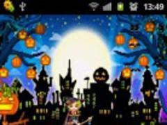 Happy Halloween LWP (PRO) 1.0.1 Screenshot