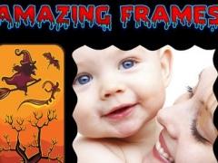 Happy Halloween Picture Frames Pro 2.3 Screenshot