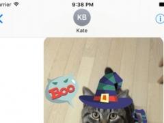 Happy Halloween Sticker 1.0 Screenshot