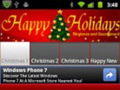 Happy Holidays Ringtones 2.0.14 Screenshot