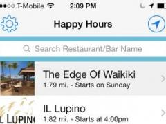 Happy Hour Pal 2.1 Screenshot
