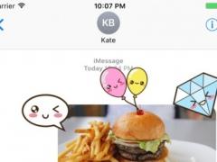 Happy Lunch - Fx Sticker 1.0.0 Screenshot