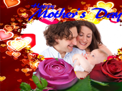 Happy Mother's Day Photo Frame 1.3 Screenshot