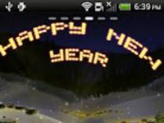 Happy New Year Theme 1.1 Screenshot